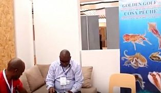 interview with members of Nigeria's delegation